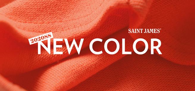 SAINT JAMES_20SS NEW COLOR