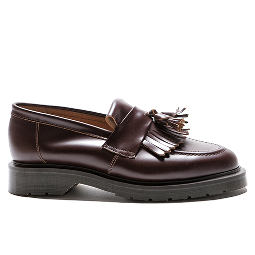 Apron Tassel Loafer(NUT)