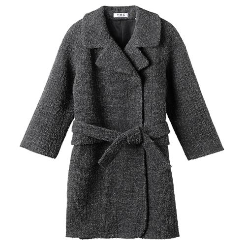 Teddy Wool Coat(GRY)