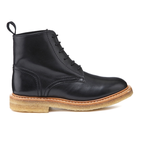 Crepe Sole Boot(BLK)
