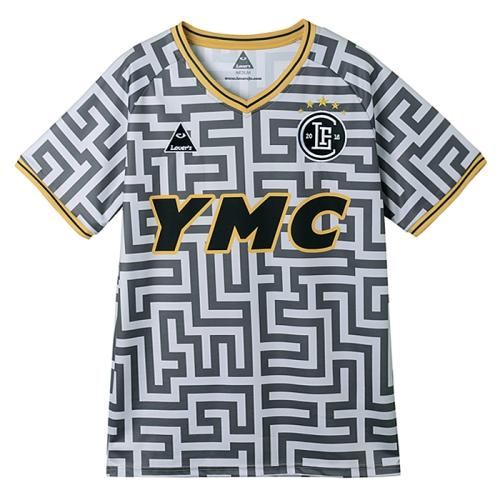 YMC Lovers FC Jersey(GRY)