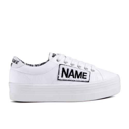 Plato Sneaker Twill/Patch(001)