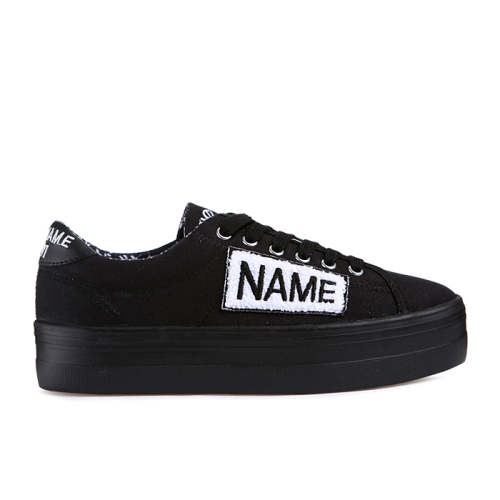 Plato Sneaker Twill/Patch(015)