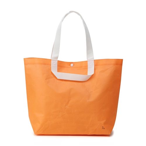 W Handle Tote Bag(ORG)