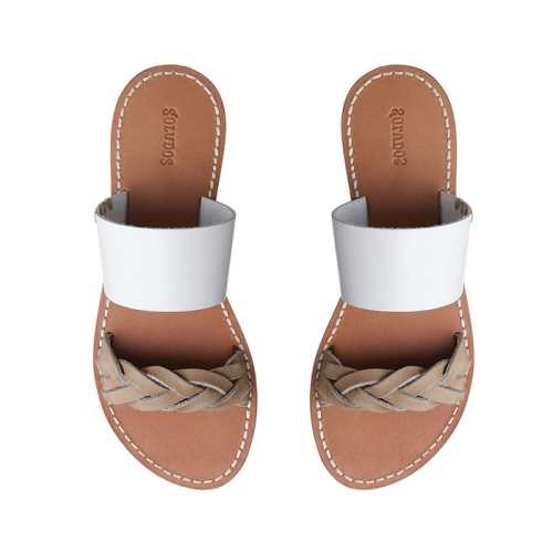 Braided Slide Sandal(100)