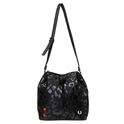 [Amy Winehouse]Amy Leopard Print Bucket Bag(102)