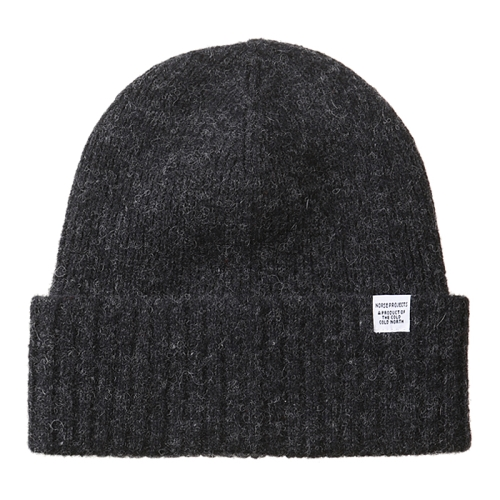 Brushed LambswoolBeanie(CHC)