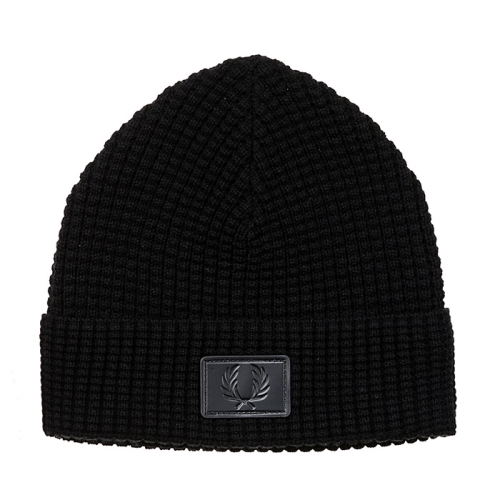 [Authentic]Waffle Knit Beanie(102)