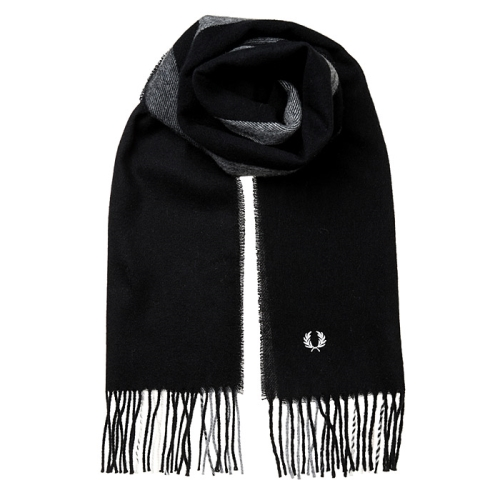 [Authentic]Tipped Woven Scarf(117)