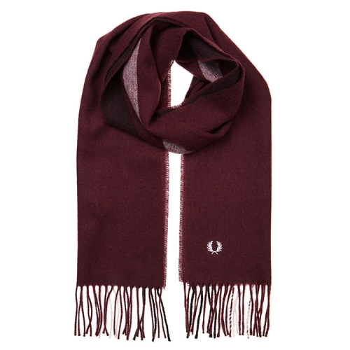 [Authentic]Tipped Woven Scarf(G63)