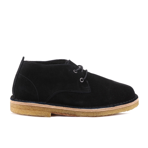 Sheepskin Desert Boot(BLK)