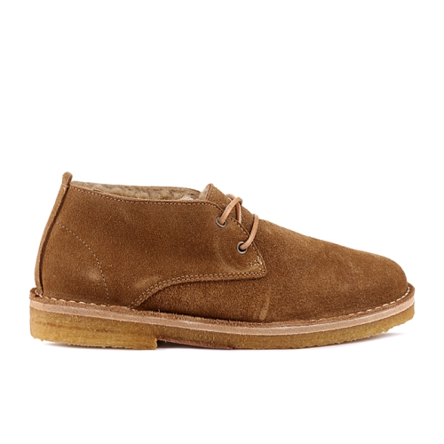 Sheepskin Desert Boot(TAN)