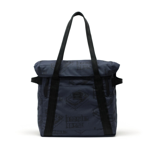 [Beastie Boys X Herschel] DJ Record Bag (106)