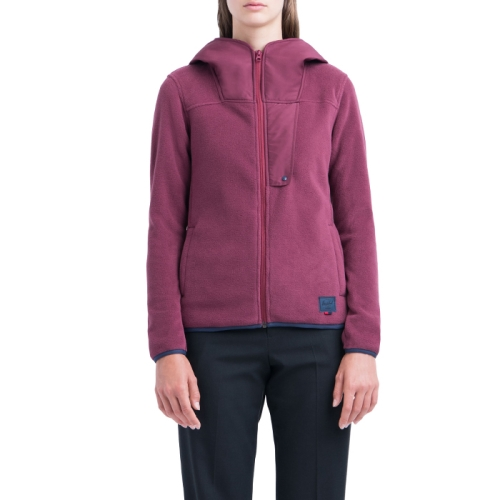 Fleece Full Zip Womens (050)