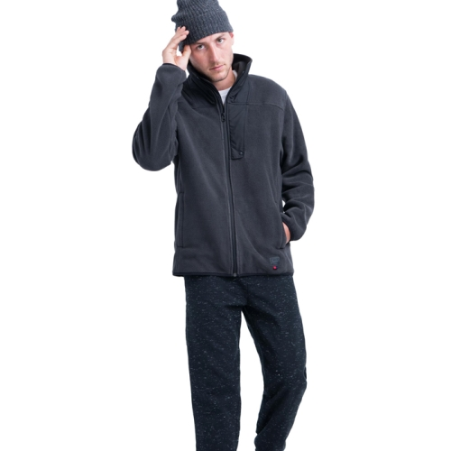 Fleece Full Zip Mens (043)