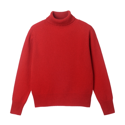 Cottage Roll Neck(RED)