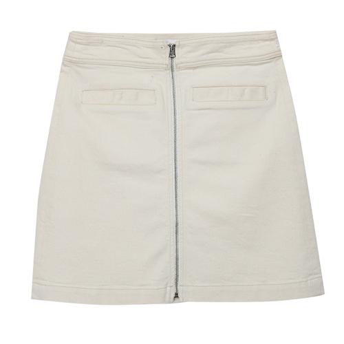 Denim Skirt(CRM)