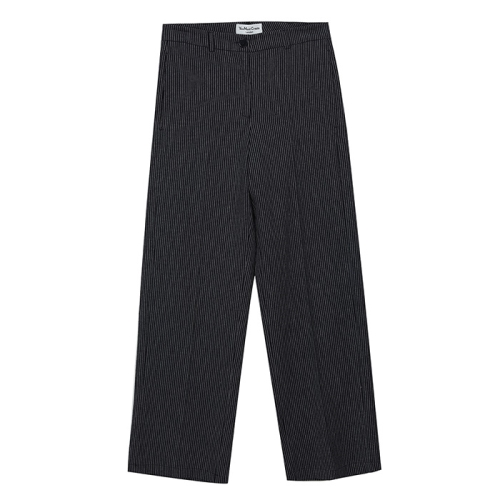 Last Tango Stripe Trouser(NVY)