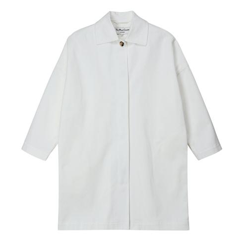 Cocoon Coat (CRM)