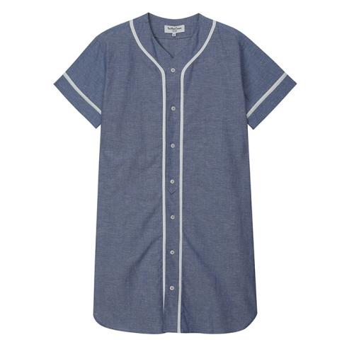 Baseball Dress(BLU)