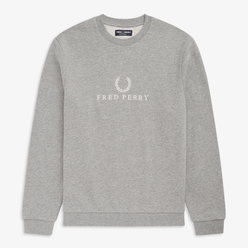 [Sports Authentic] Embroidered Sweatshirt(420)