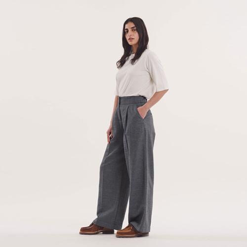 Hall Check Trouser (TEA)