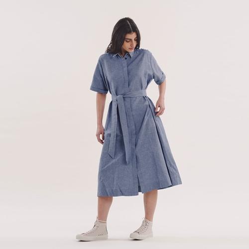 Joan Dress(BLU)