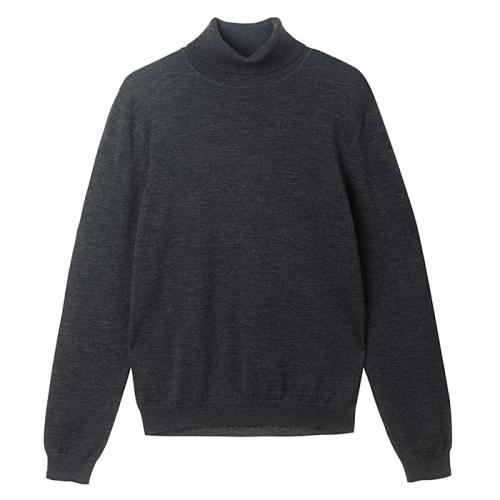 [Authentic]Classic Merino Roll Neck Sweater(948)