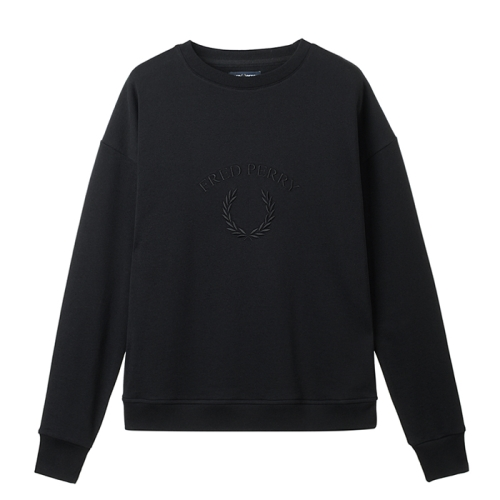 [Sports Authentic]Embroidered Sweatshirt(102)
