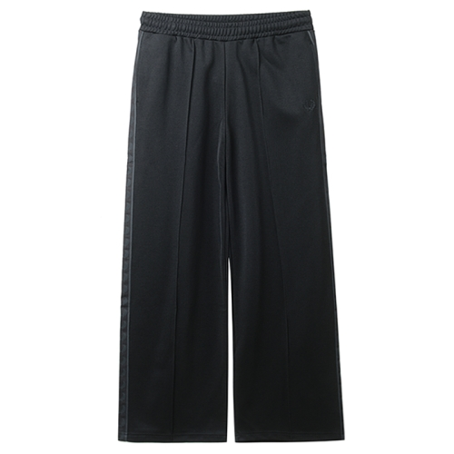 [Sports Authentic]Wide Leg Taped Track Pants(102)