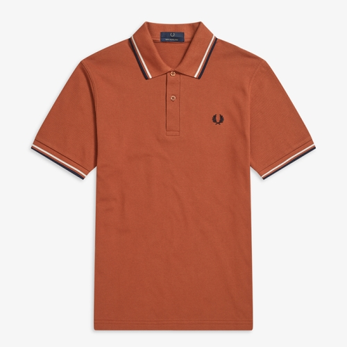 [Reissues] Twin Tipped Fred Perry Shirt(946)