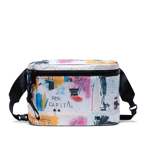 [Herschel X Jean-Michel Basquiat] HS9 Hip Pack (041)
