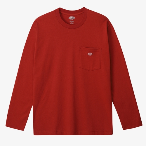 Long Sleeve T-Shirts (RED)