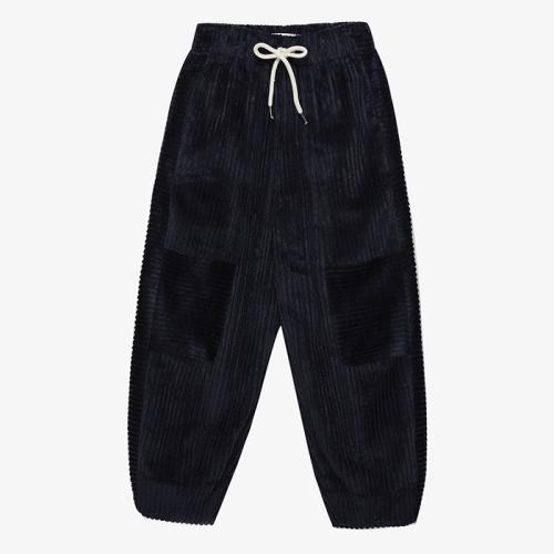 Bold Corduroy Comfy Pants (NVY)