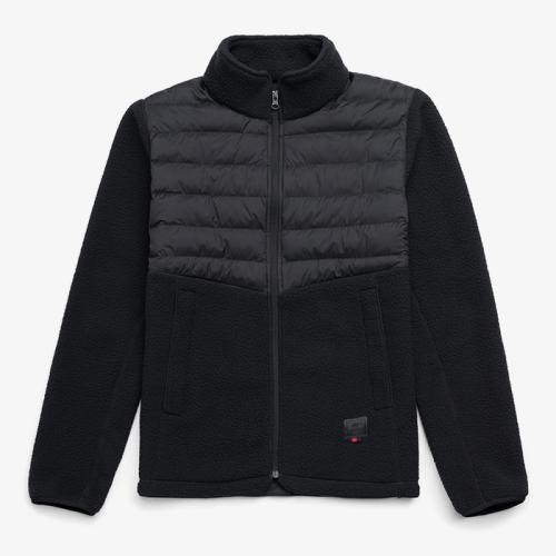 [Guide Fleece] Mens Hybrid Sherpa Full Zip (115)
