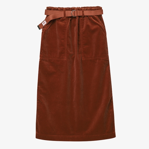 Work Skirt Corduroy (ORG)