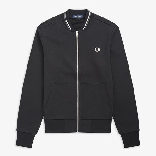 [Authentic] Zip Through Sweatshirt(102)
