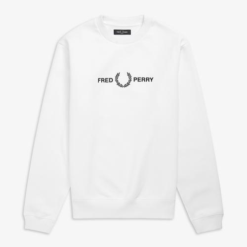 [Authentic] Graphic Sweatshirt(100)