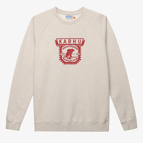 1916 Logo Sweatshirt (BEG)