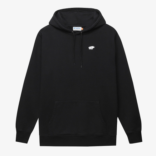 Air Cushion Hoodie (BLK)