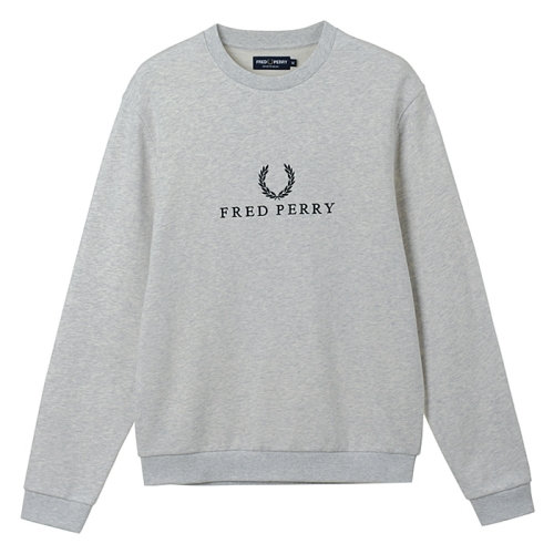 [Sports Authentic]Embroidered Sweatshirt(G16)