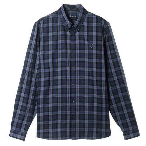 [Authentic] Winter Tartan Shirt (102)