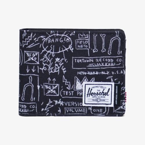[Herschel X Jean-Michel Basquiat] Roy RFID (255)