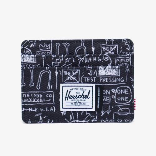 [Herschel X Jean-Michel Basquiat] Charlie RFID (255)