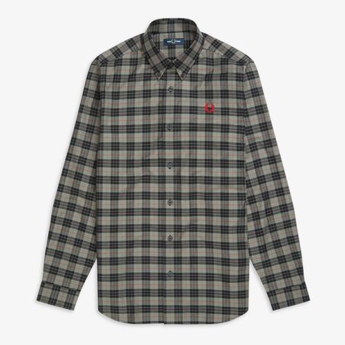 [Authentic] Tartan Shirt(491)