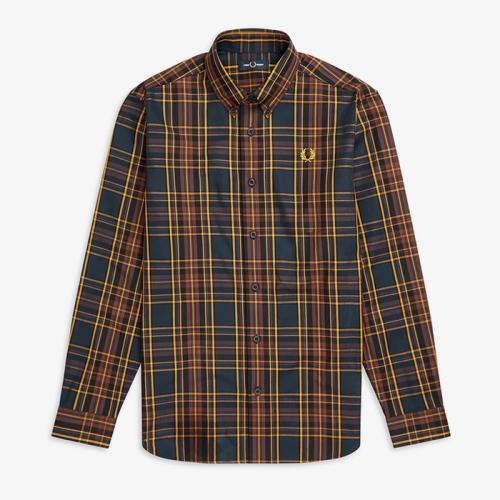 [Authentic] Winter Tartan Shirt(963)