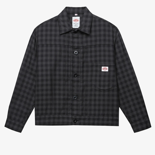Short Jacket (CHK)