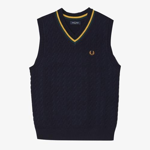 [Japan Collection] Tilden Vest(J01)
