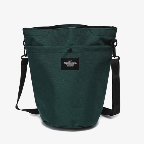 Circle Shoulder Tote (GRN)