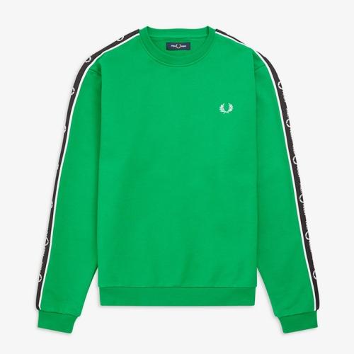 [Authentic] Taped Shoulder Sweatshirt(I64)